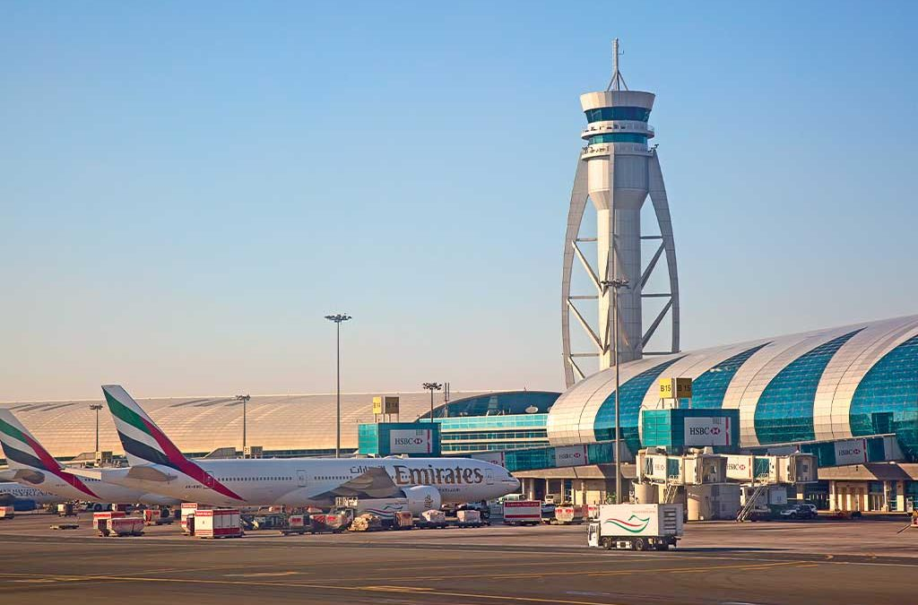 Worlds Busiest Airports 2018