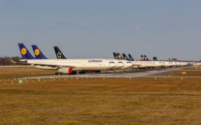 A380's In Alice Springs
